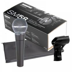 SHURE SM58-LC Mikrofon