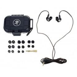 MACKIE MP-120 IN EAR HEADPHONES