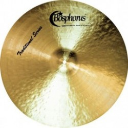 BOSPHORUS Traditional Crash 17""