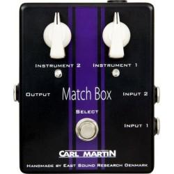 C.M MATCH BOX