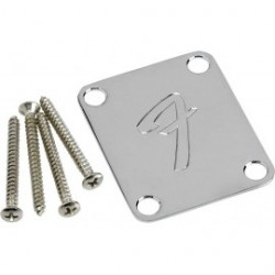 FENDER 4-Bolt American Guitar Neck Plate