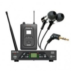 PROEL RM3000TR In Ear monitoring Set