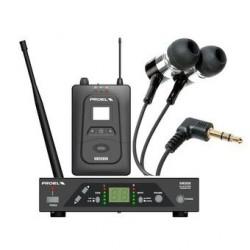 PROEL RM3000TR In Ear monitoring Set