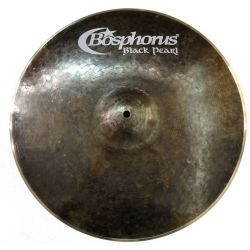 "BOSPHORUS Black Pearl Crash 16"""
