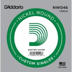 DADDARIO NW046 nickel pojedinačna
