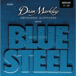 DEAN MARKLEY Blue Steel 11-52