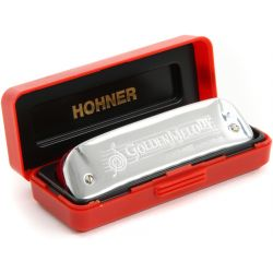HOHNER GOLDEN MELODY E