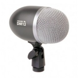 PROEL DM12 kick drum microphone