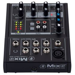 MACKIE Mix5 5-Channel Mixer