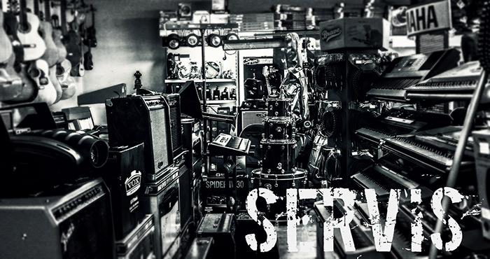 Servis instrumenata i glazbene opreme