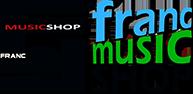 FRANC MUSIC SHOP