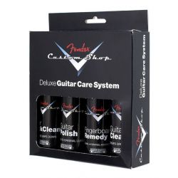 FENDER CS DELUXE GUITAR CARE KIT