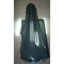 GEWA VIOLIN CASE FORM SHAPED 4/4 BLACK