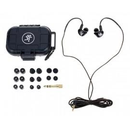 MACKIE MP-220 IN EAR HEADPHONES