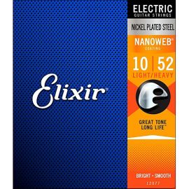 ELIXIR 10-52 ELECTRIC NANOWEB