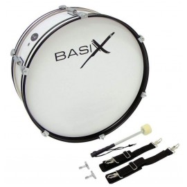GEWA MARCHING BASS DRUM 22x7