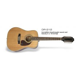 EPIPHONE DR212 NA gitara akusticna