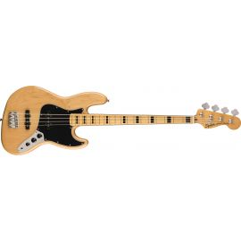 SQUIER CLASSIC VIBE 70S JAZZ BASS MN NAT