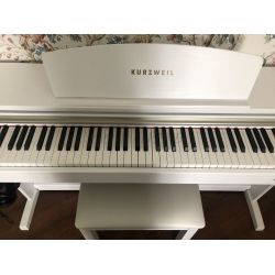 KURZWEIL M90 WH DIGITAL PIANO