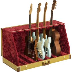 FENDER CLASSIC CASE STAND 7 TWD
