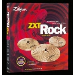 ZILDJIAN ZXT ROCK set up 4