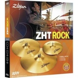 ZILDJIAN ZHT rock 4 set