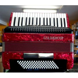 GOLDENCUP JH2017D RED