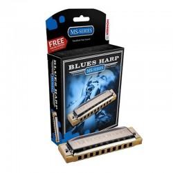 USNA HARMONIKA HOH BLUES HARP F