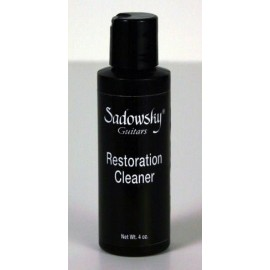 Sadowsky Restoration Cleaner