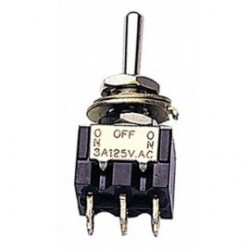 PARTSLAND M203-NI Mini Switch