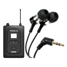 PROEL RM3000R Receiver for In Ear