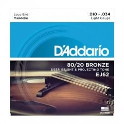 DADDARIO EJ62 žice za mandolinu