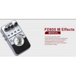 MEDELI FD800 digital pedal