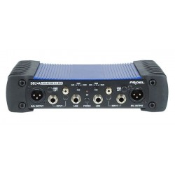 PROEL DB2A 2CH active direct box