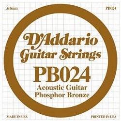 DAddario PB024 bronze pojed.