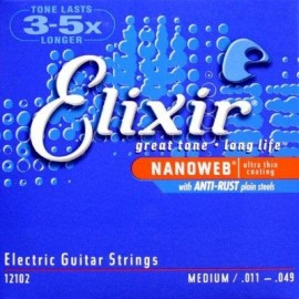 ELIXIR 11-49 MED NANOWEB ELECTRIC