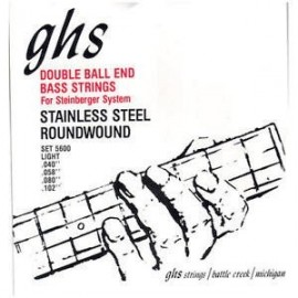 GHS 5600 Bass double ball end 040-102