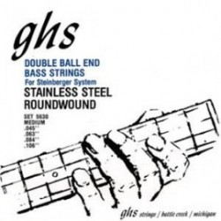 GHS 5630 Bass double ball end 045-106