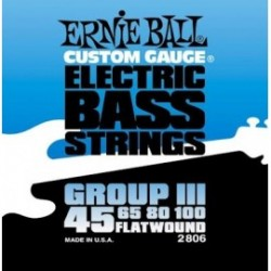 ERNIE BALL 2806 FLATWOUND