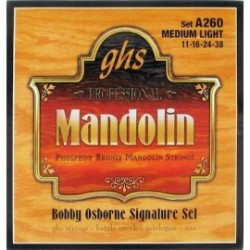 GHS A260 MANDOLIN SET