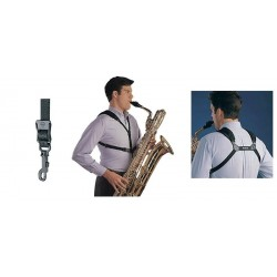 GEWA Carrying strap for saxophone 752680