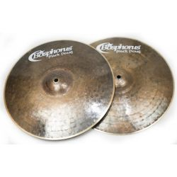 BOSPHORUS Black Pearl Hi-Hat 14""