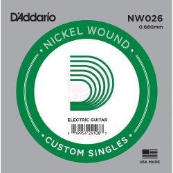 DADDARIO NW026 nickel pojedinacna
