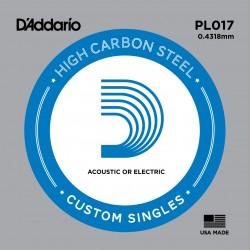 DADDARIO PL017 pojedinačna
