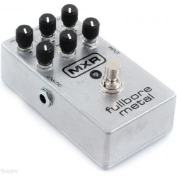 MXR M116 metal distortion