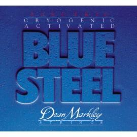 DEAN MARKLEY Blue Steel 7 String 10-56