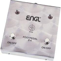 ENGL Z4 Footswitch Metal/Lead