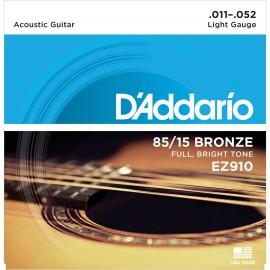 DADDARIO EZ910 11-52
