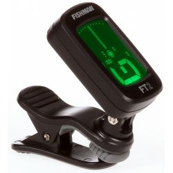 FISHMAN FT-2 CHROMATIC CLIP-ON TUNER