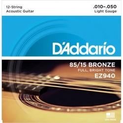 DADDARIO EZ940 12.STR.žICE